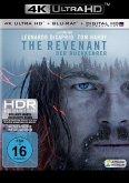 The Revenant - Der Rückkehrer (4K Ultra HD)