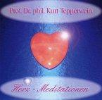 Herz-Meditationen, 1 Audio-CD