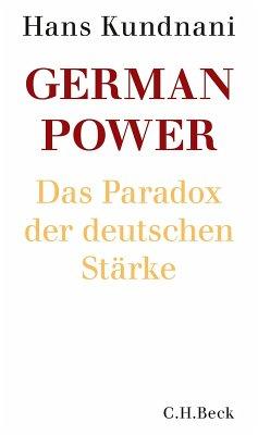 German Power (eBook, ePUB) - Kundnani, Hans