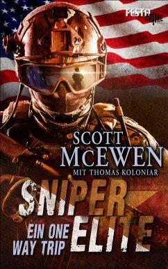 Sniper Elite: Ein One Way Trip (eBook, ePUB)