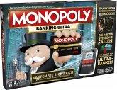 Hasbro Spiele B6677100 - Monopoly Banking Ultra
