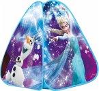 Pop up Zelt Frozen mit Licht