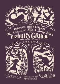The Original Folk and Fairy Tales of the Brothers Grimm - Grimm, Jacob;Grimm, Wilhelm