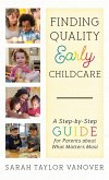 Finding Quality Early Childcare