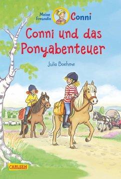 Conni und das Ponyabenteuer / Conni Erzählbände Bd.27 (eBook, ePUB) - Boehme, Julia