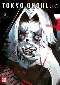 Tokyo Ghoul:re / Tokyo Ghoul:re Bd.3