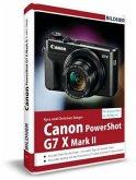 Canon PowerShot G7X Mark II - Für bessere Fotos von Anfang an