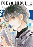 Tokyo Ghoul:re Bd.1