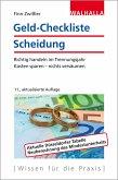 Geld-Checkliste Scheidung (eBook, PDF)