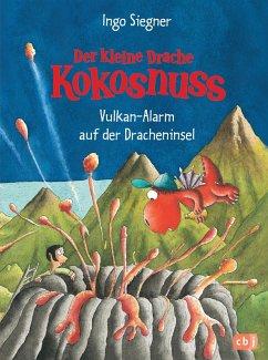 Vulkan-Alarm auf der Dracheninsel / Die Abenteuer des kleinen Drachen Kokosnuss Bd.24 (eBook, ePUB) - Siegner, Ingo