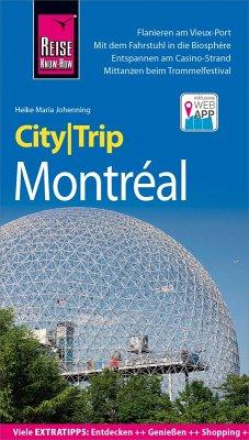 Reise Know-How CityTrip Montréal (eBook, PDF) - Johenning, Heike Maria