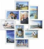 Henzo Holiday weiß Galerie für 10 Bild. 6x15x10 4x10x15 8121302