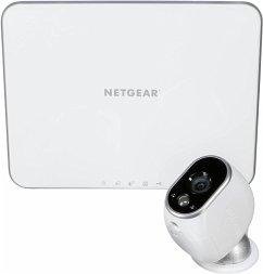 Netgear Arlo VMS3130 Smart Home Webcam Set 1 HD...