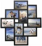 Henzo Holiday schwarz Galerie f. 10 Bild. 6x15x10 4x10x15 8121308