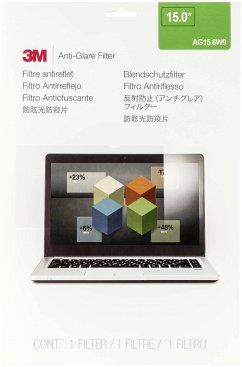 3M AG156W9 Blendschutzfilter für Widescreen Laptops 15,6