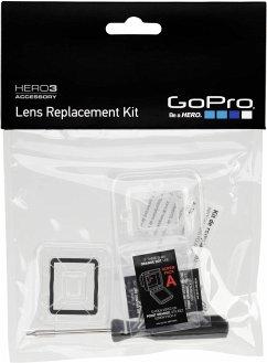 GoPro Objektiv-Ersatz-Kit BacPac kompatiblem Gehäuse ALNRK-301