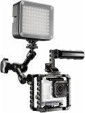 walimex pro Basic Set für GoPro