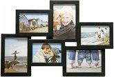 Henzo Holiday schw. Galerie für 6 Bilder 3x9x13 3x10x15 8121108