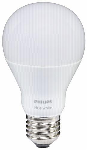 Philips Hue LED Lampe E27 DIM 9,5W (60W) warmweiß 800lm - Portofrei ...