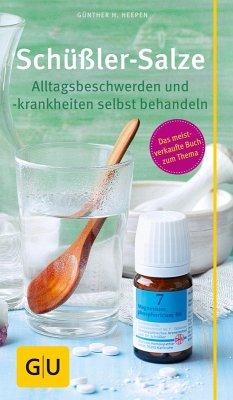 Schüßler-Salze (eBook, ePUB) - Heepen, Günther H.
