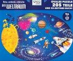 Reise, entdecke, erforsche, Der Weltraum NEW EDITION (Kinderpuzzle)