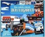 Reise, entdecke, erforsche, Der Flughafen (Kinderpuzzle)