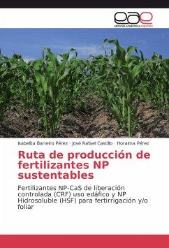 Ruta de producción de fertilizantes NP sustentables