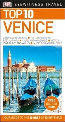 Eyewitness Top 10 Travel Guide: Venice