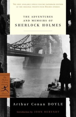 The Adventures and Memoirs of Sherlock Holmes (eBook, ePUB) - Doyle, Arthur Conan