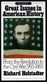 Great Issues in American History, Vol. II (eBook, ePUB)