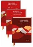 Klavierbuch und Gitarrenbuch zum Gotteslob, 3 Bde.