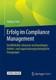 Erfolg im Compliance Management