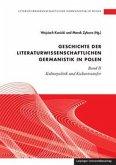 Geschichte der literaturwissenschaftlichen Germanistik in Polen