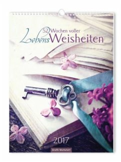9783862294299 - LebensWeisheiten 2017 - Buch