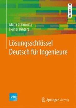 Lösungsschlüssel Deutsch für Ingenieure