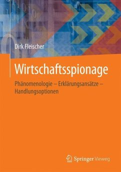 Wirtschaftsspionage - Fleischer, Dirk
