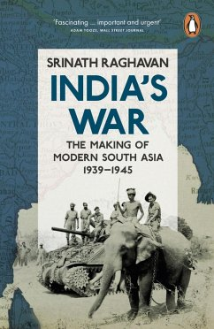 India's War (eBook, ePUB) - Raghavan, Srinath