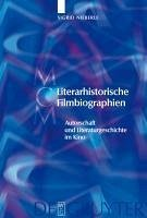 Literarhistorische Filmbiographien (eBook, PDF) - Nieberle, Sigrid