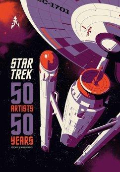 Star Trek: 50 Artists 50 Years - Titan Books