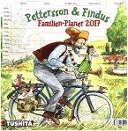 Pettersson und Findus Familienplaner 2017 Media Illustration