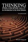 Thinking Philosophically (eBook, PDF)