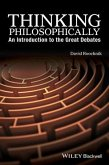 Thinking Philosophically (eBook, ePUB)