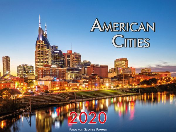 american cities 2019 metropolen der usa von susanne. Black Bedroom Furniture Sets. Home Design Ideas