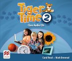 Tiger Time 2. 4 Class Audio-CDs