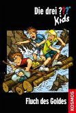 Fluch des Goldes / Die drei Fragezeichen-Kids Bd.11 (eBook, ePUB)