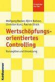 Wertschöpfungsorientiertes Controlling (eBook, PDF)