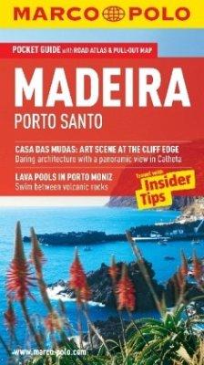 Madeira, Porto Santo Marco Polo Guide