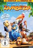 Zambezia - In jedem steckt ein kleiner Held! (+ Audio-CD)