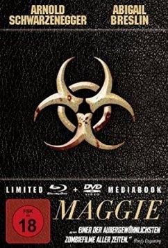 Maggie (+ DVD, Limited Mediabook)