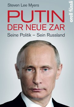 Putin - der neue Zar (eBook, ePUB) - Myers, Steven Lee